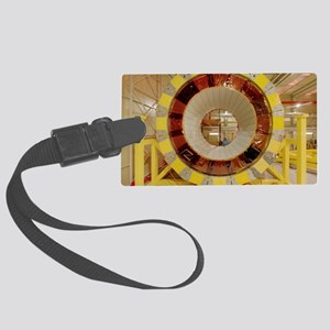 ATLAS detector module Large Luggage Tag