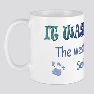 westie farted Mug