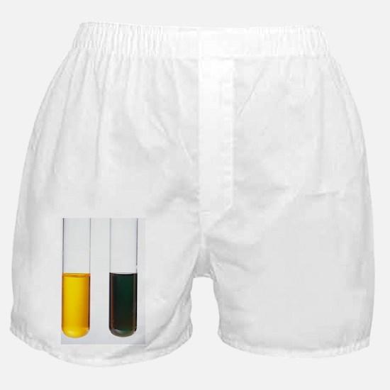 Alcohol oxidation Boxer Shorts