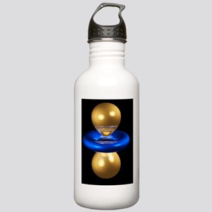3dz2 electron orbital Stainless Water Bottle 1.0L
