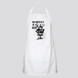 Hair Styling Tools Respect shirt Apron