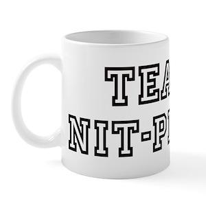 nit picky drinkware cafepress