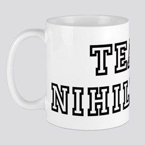 Team NIHILISTIC Mug
