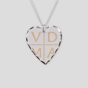 Reformation Cross Rebel Flesh Necklace Heart Charm