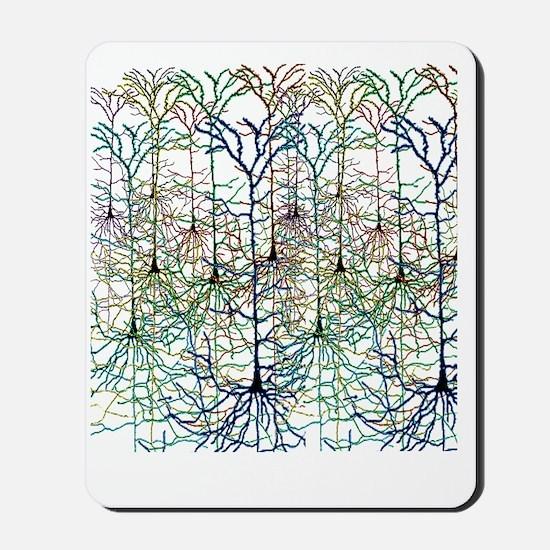 More Neurons Mousepad