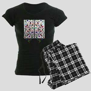 Neurons, Neurons Women's Dark Pajamas