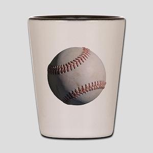 Baseball Shot Glass
