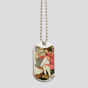 A Childs Book-Sewing Dog Tags
