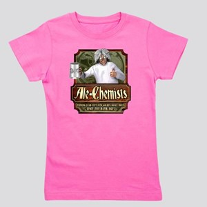 Ale-Chemists Girl's Tee