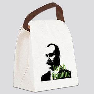 Irish Republic - James Connoly Canvas Lunch Bag
