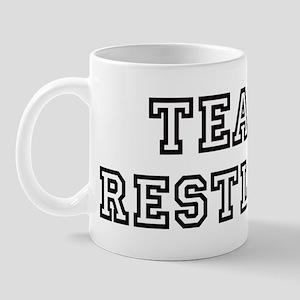 Team RESTLESS Mug