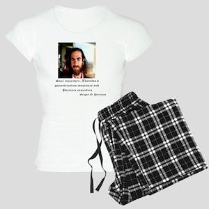 perelman color Women's Light Pajamas