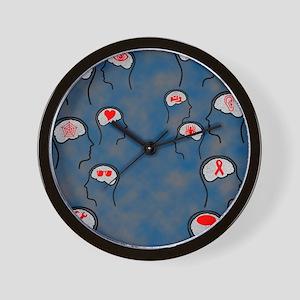 Many Wall Clock