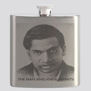man who knew infinity Flask