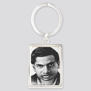 man who knew infinity Portrait Keychain