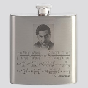 ramanujan and his equations Flask