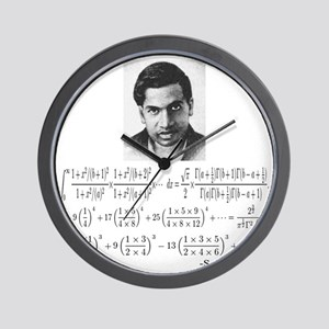 ramanujan and his equations Wall Clock