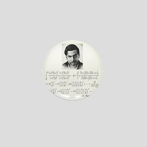 ramanujan and his equations Mini Button