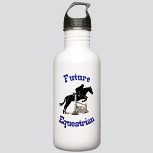 Cute Future Equestrian Stainless Water Bottle 1.0L