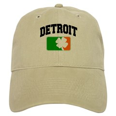 Detroit Shamrock Baseball Cap