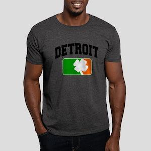 Detroit Shamrock Dark T-Shirt