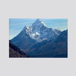 Mount Everest Rectangle Magnet
