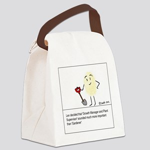 That Sounds Better! Canvas Lunch Bag