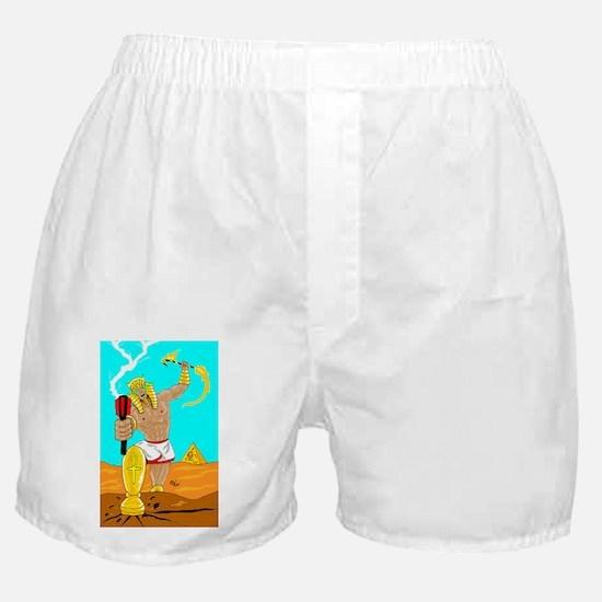 Ankhameth, Punisher of the Gods Boxer Shorts