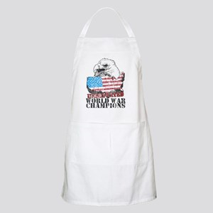 Undefeated World War Champs Apron