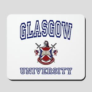 GLASGOW University Mousepad