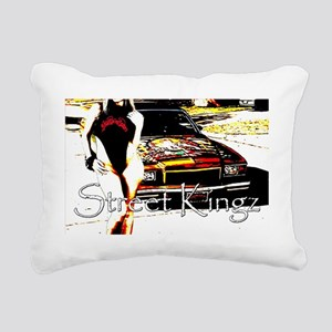 Street Kingz Rectangular Canvas Pillow