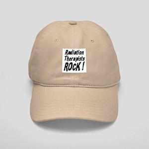 Radiation Therapists Rock ! Cap