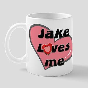 jake loves me  Mug