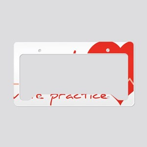 pp2 License Plate Holder