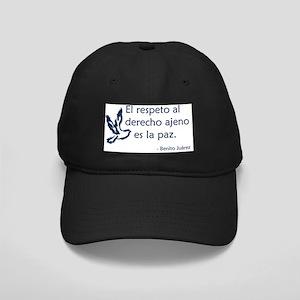 El respeto Black Cap