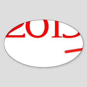 13class2 Sticker (Oval)