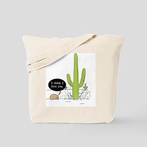 You had me at... Tote Bag