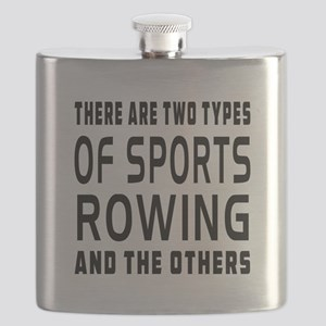 Rowing Designs Flask