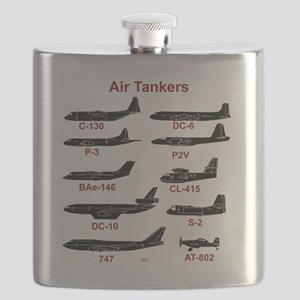 Air Tankers, firefighting Flask