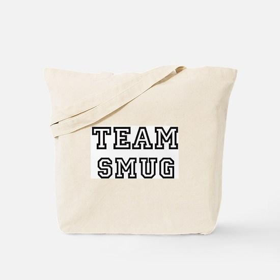 Team SMUG Tote Bag