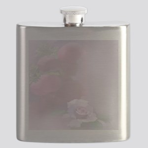 Pomegranate Rose Flask