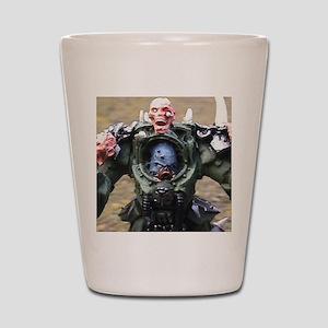 Zombie Lord Shot Glass