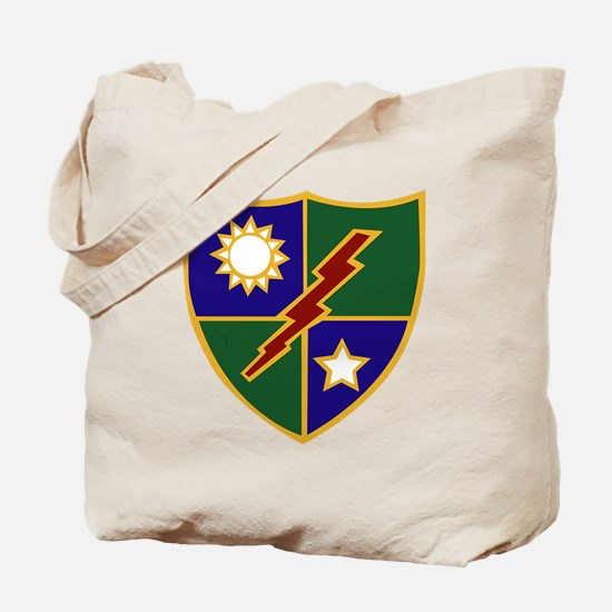 75th Infantry (Ranger) Regiment Tote Bag