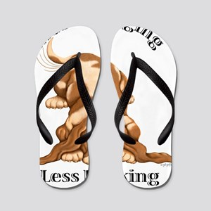More Wagging Flip Flops