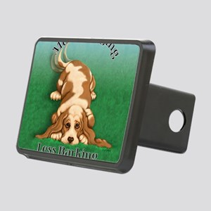 More Wagging Rectangular Hitch Cover