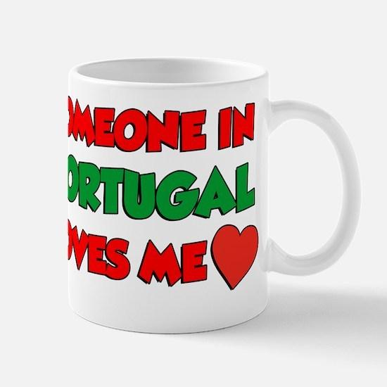 Someone Portugal Loves Me Mug
