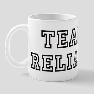 Team RELIANT Mug