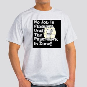 Paperwork Light T-Shirt
