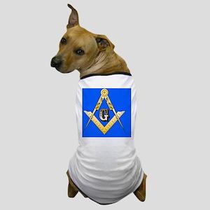 Masonic Magnet Dog T-Shirt