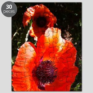 Iceland Poppy Puzzle